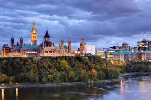 Ottawa is among the world's 10 best cities for 'inclusive prosperity'