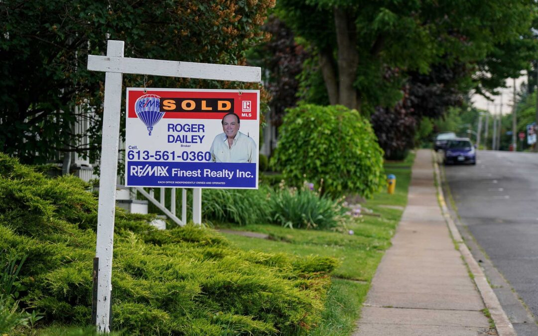 Home price gains in June erase almost all pandemic losses