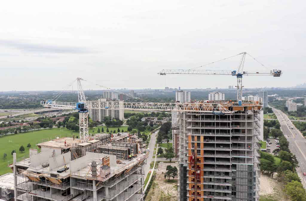 Multi-family developments will lead Ontario construction rebound in 2021: Central 1